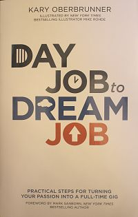 Books  Day Job To Dream Job  Day Job