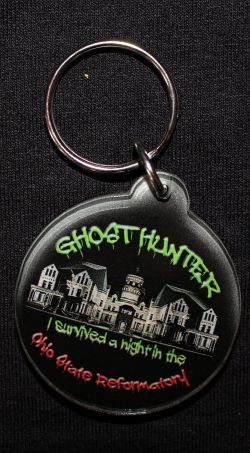 Key Chain Ghost Hunter Ball and Chain