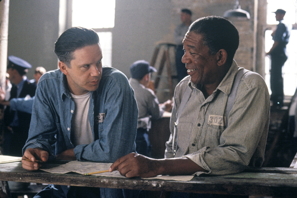 belonging in shawshank redemption and jasper Mirroring the above thesis, my related text, the shawshank redemption directed by frank darabont encapsulates the idea of institutionalisation education is a supplement for the old lifestyle giving new ways to live with detrimental side effects.